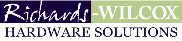 richards-wilcox hardware solutions logo