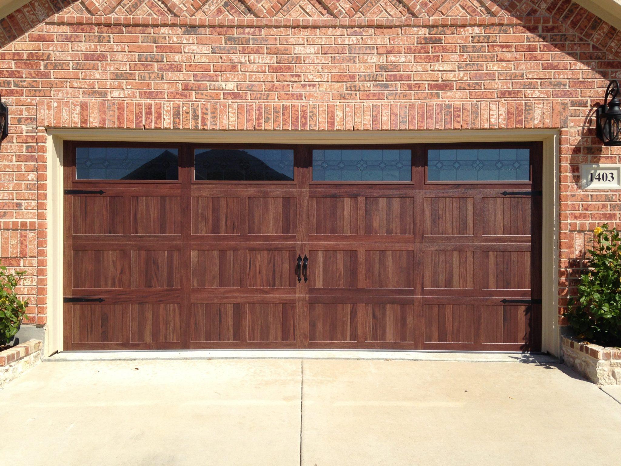 Custom Carriage House Garage Door Pdq Door Company Inc