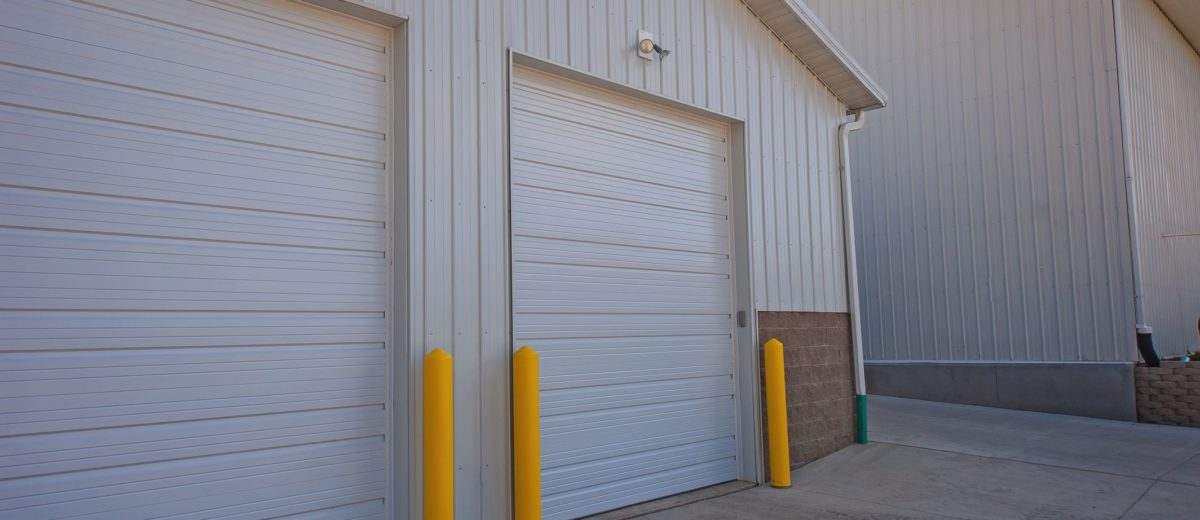Commercial Sectional Overhead Doors - PDQ Door Company, Inc