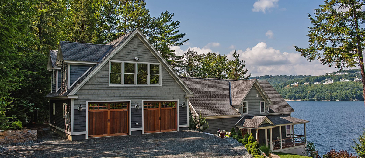Residential Garage Doors in Maine & Residential Garage Doors in Maine - PDQ Door Company Inc.
