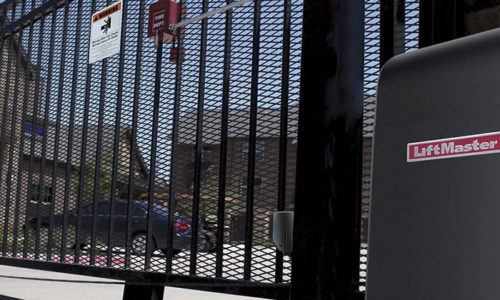lift master gate